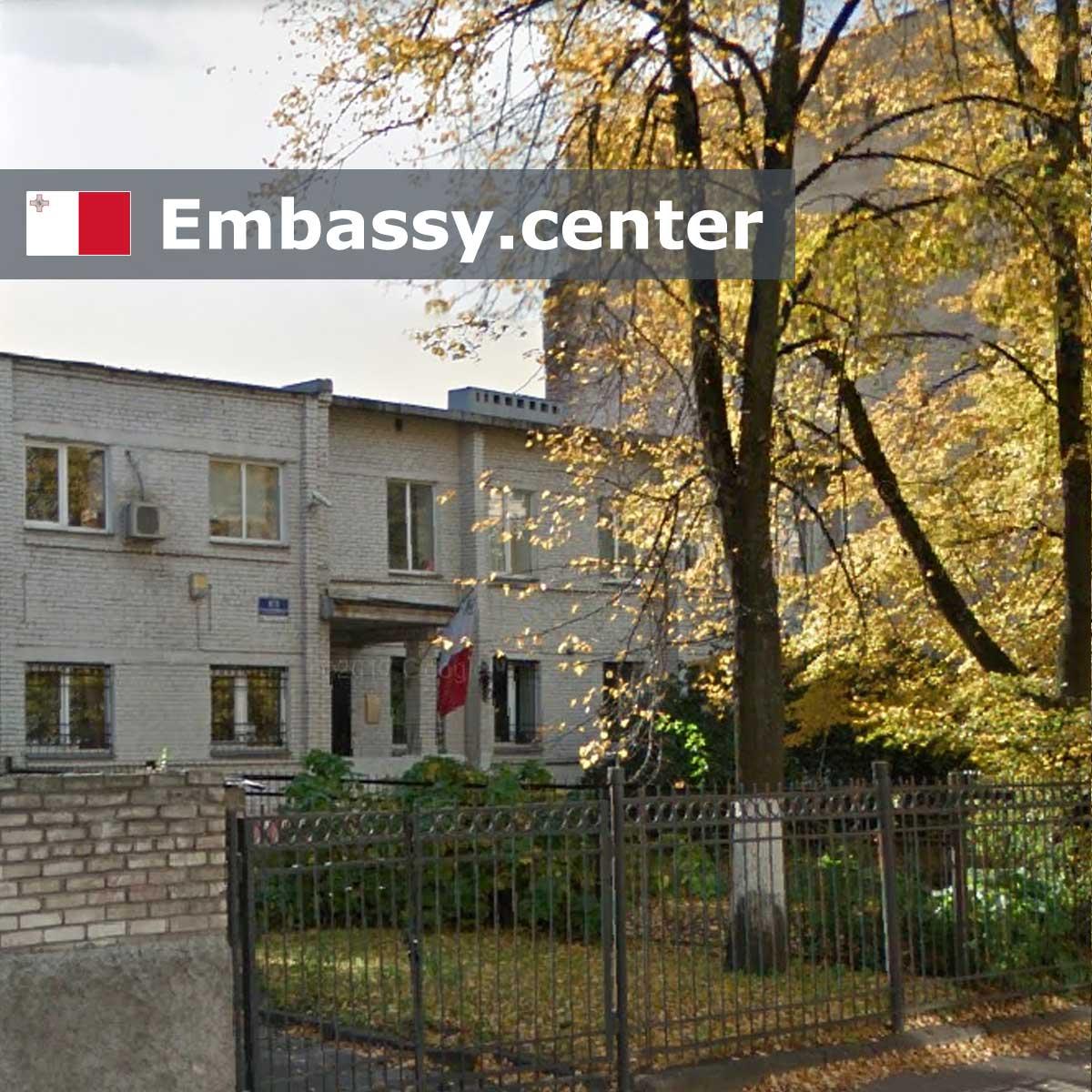 Honorary Consulate of Malta in Saint Petersburg, Russia